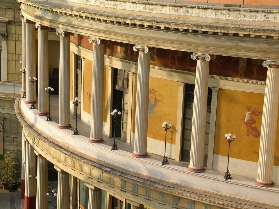 SICÍLIA, A COSTA NAPOLITANA E ROMA