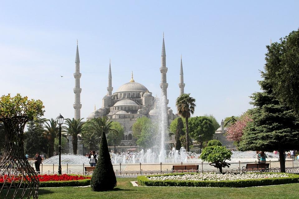 GRANDE TOUR DA TURQUIA I