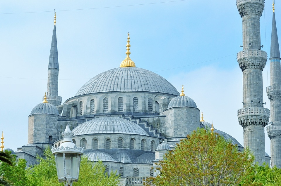 GRANDE TOUR DA TURQUIA II