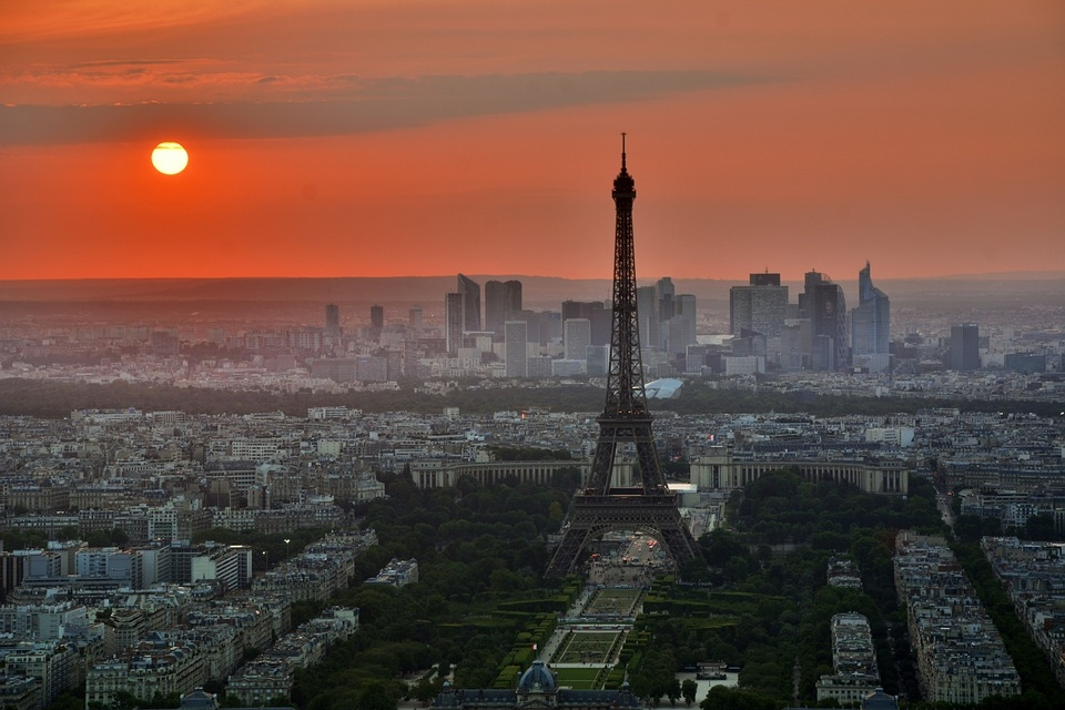 PACOTE PARA PARIS