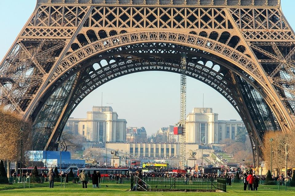 PARIS, MADRI E ITÁLIA TURÍSTICA