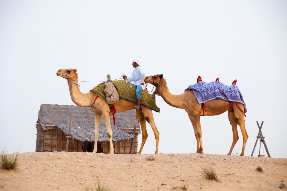 JORDÂNIA E DUBAI