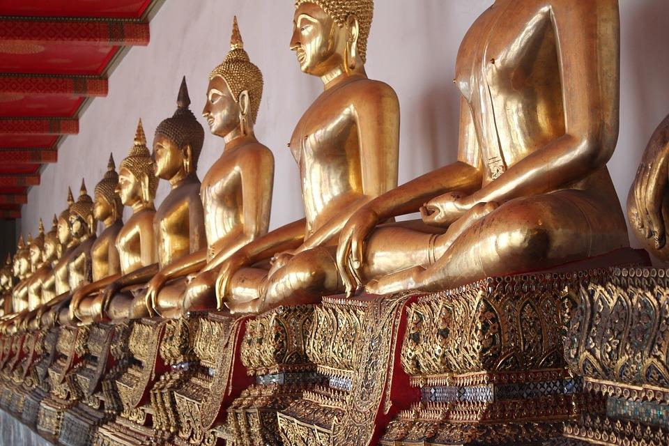 TAILÂNDIA, VIETNÃ E CAMBOJA