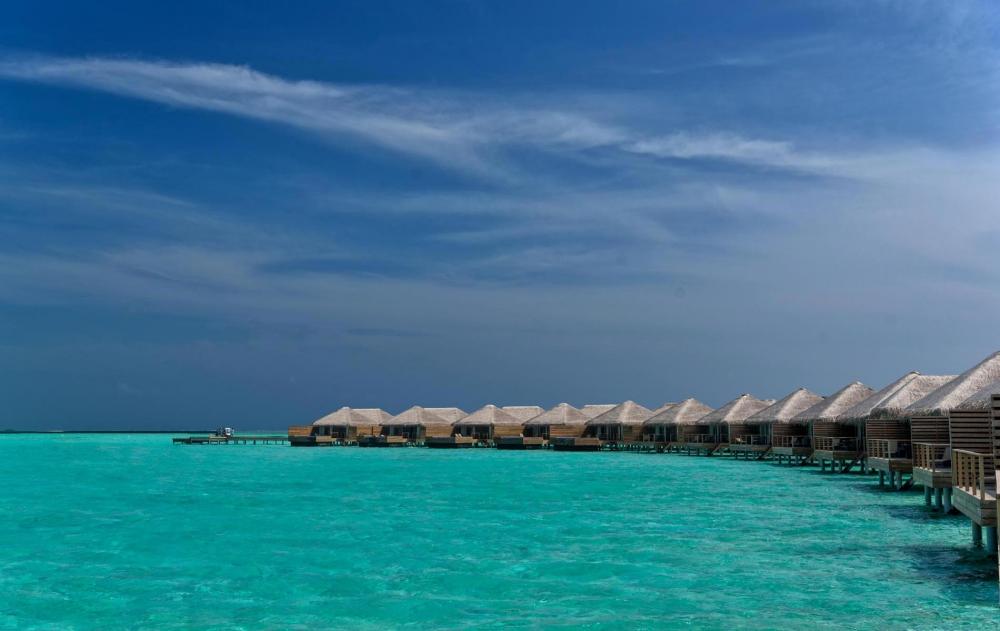 MALDIVAS: COCOON MALDIVES RESORT