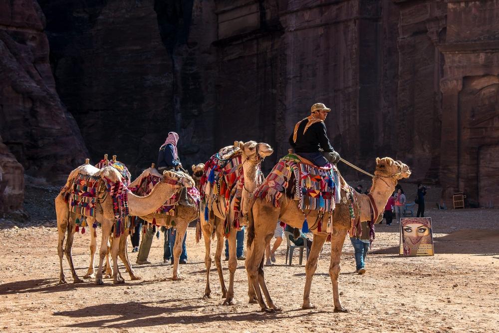 ISRAEL, JORDÂNIA E EGITO