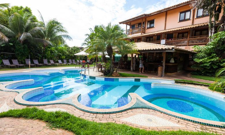 RÉVEILLON - PRAIA DO FORTE - VIA DOS CORAIS HOTEL