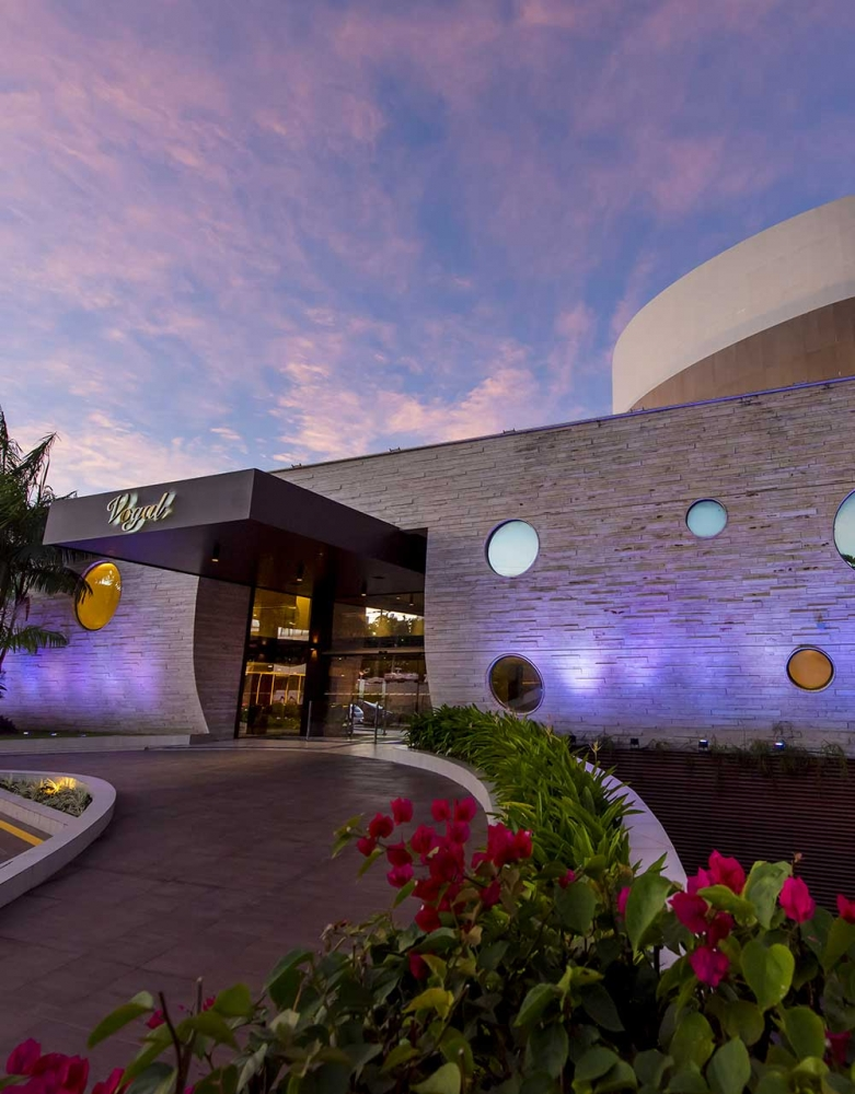 RÉVEILLON - VOGAL LUXURY BEACH HOTEL & SPA
