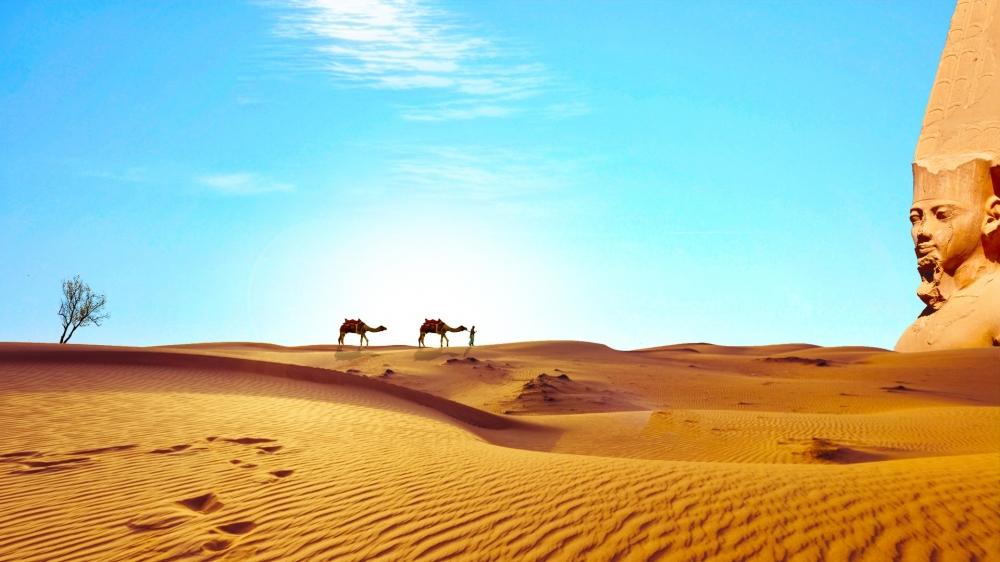 RÉVEILLON - ISRAEL E EGITO