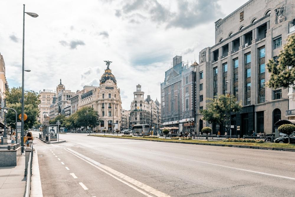 MADRID E BARCELONA